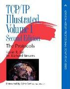 Cover-Bild zu TCP/IP Illustrated, Volume 1 von Fall, Kevin R.