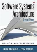 Cover-Bild zu Software Systems Architecture von Rozanski, Nick