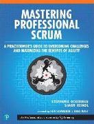 Cover-Bild zu Mastering Professional Scrum von Ockerman, Stephanie