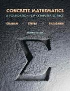 Cover-Bild zu Concrete Mathematics (eBook) von Graham, Ronald L.