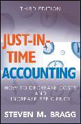 Cover-Bild zu Just-in-Time Accounting (eBook) von Bragg, Steven M.