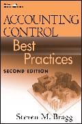 Cover-Bild zu Accounting Control Best Practices (eBook) von Bragg, Steven M.