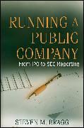Cover-Bild zu Running a Public Company (eBook) von Bragg, Steven M.