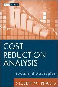 Cover-Bild zu Cost Reduction Analysis (eBook) von Bragg, Steven M.