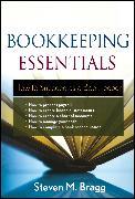 Cover-Bild zu Bookkeeping Essentials (eBook) von Bragg, Steven M.
