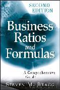 Cover-Bild zu Business Ratios and Formulas (eBook) von Bragg, Steven M.