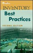 Cover-Bild zu Inventory Best Practices (eBook) von Bragg, Steven M.