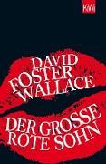 Cover-Bild zu Der große rote Sohn (eBook) von Foster Wallace, David