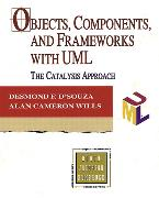 Cover-Bild zu Objects, Components, and Frameworks with UML von D'Souza, Desmond Francis