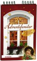 24 Adventsfenster