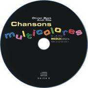 Chansons multicolores - CD