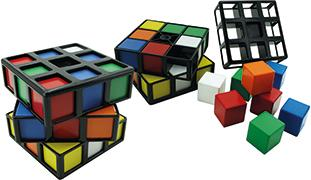 Rubik's Cage, d/f